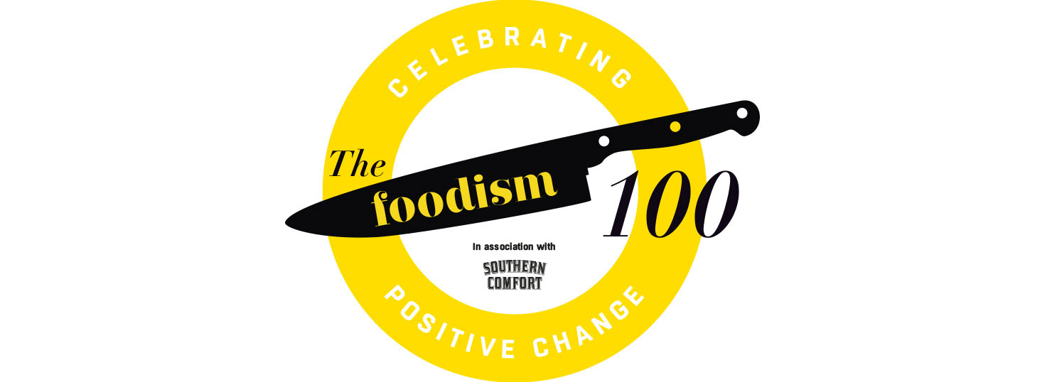 Shortlisted in The Foodism 100